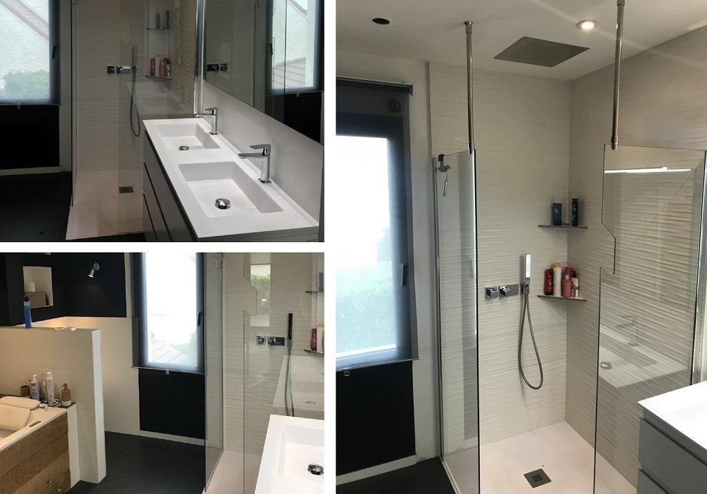 Salle de bain cléfs en main Dijon