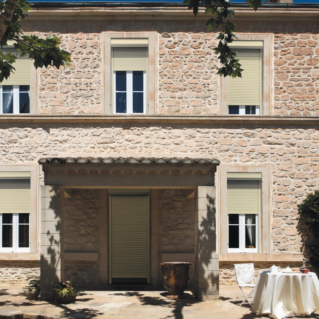 Produit catalogue Franciaflex - Volet roulant rénovation Renobloc Millau