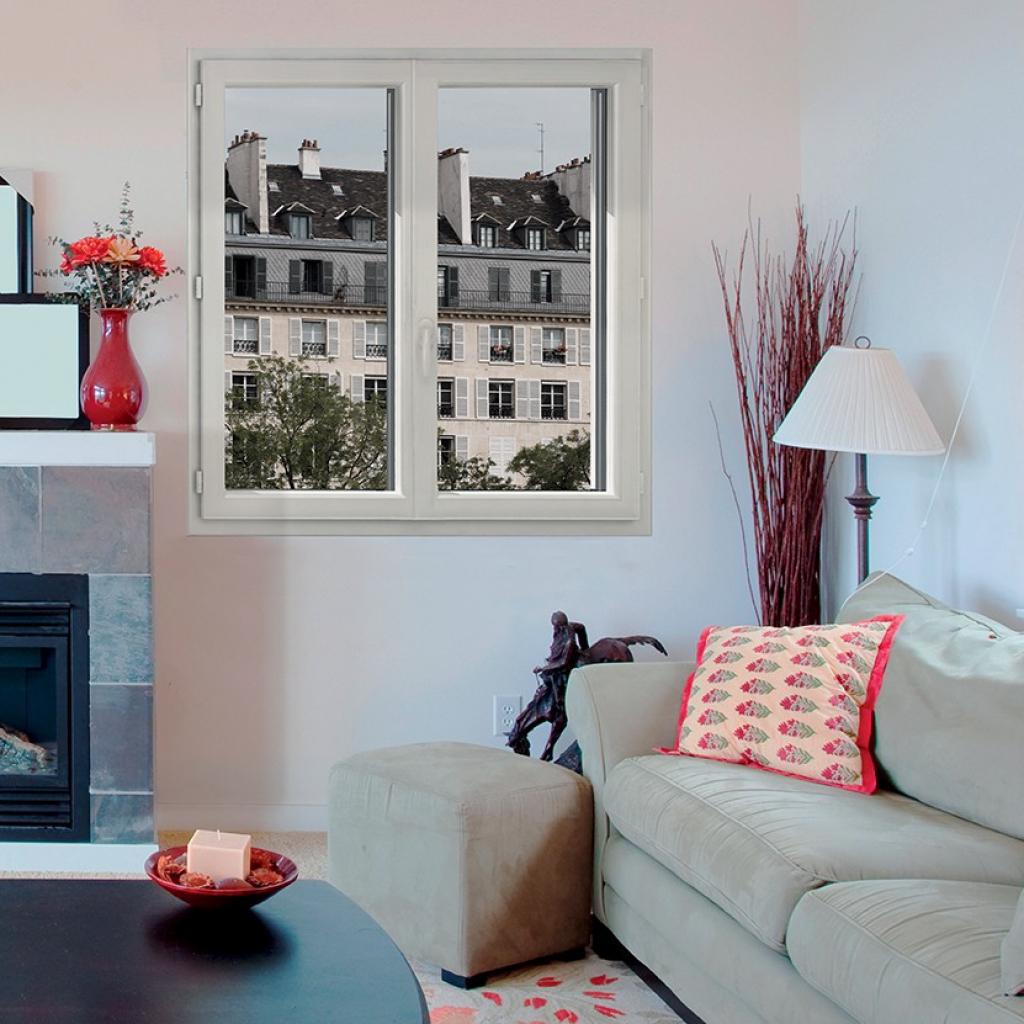 Produit catalogue Franciaflex - Fenêtre et portes fenêtre PVC Perféo Millau