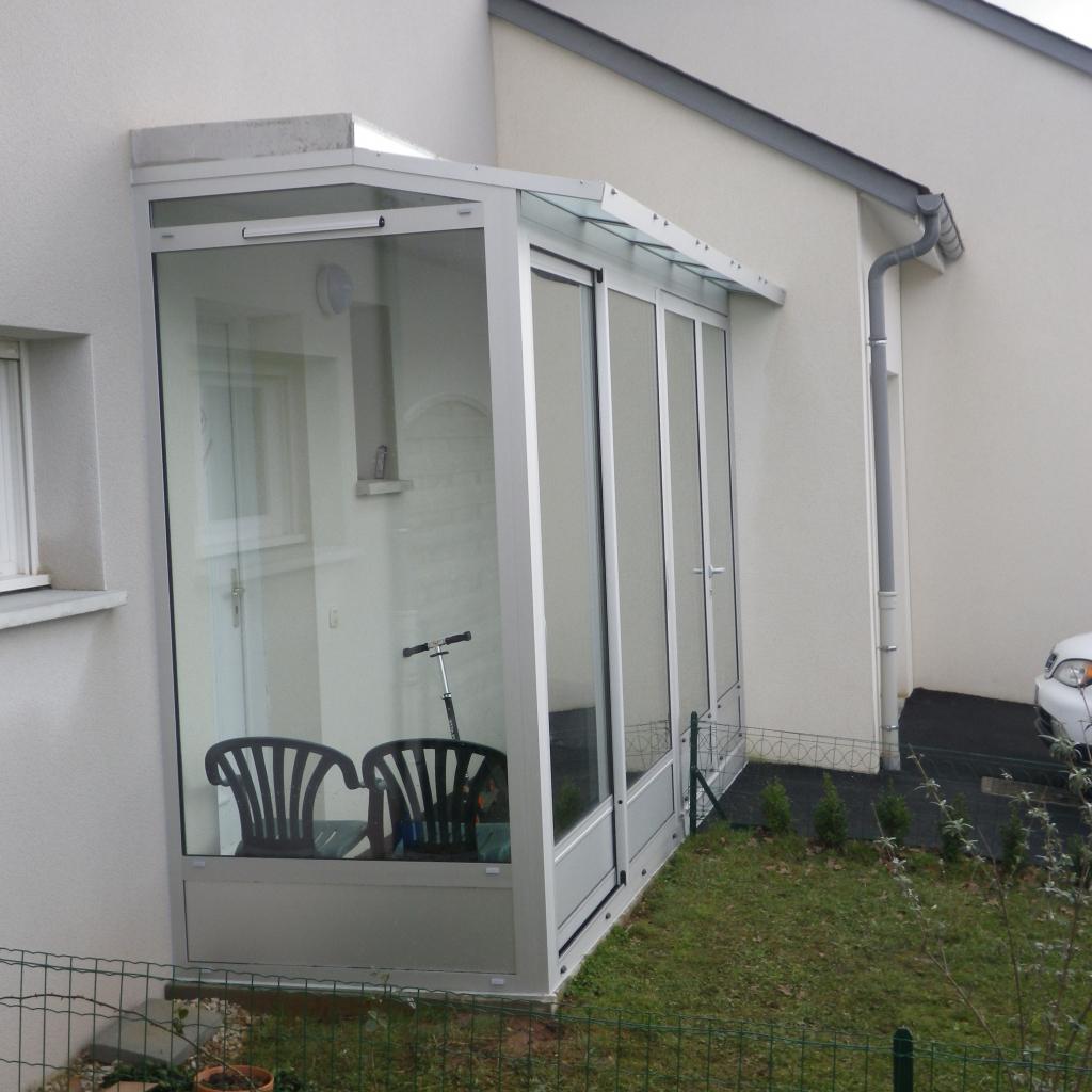 Notre réalisation Mini Veranda
