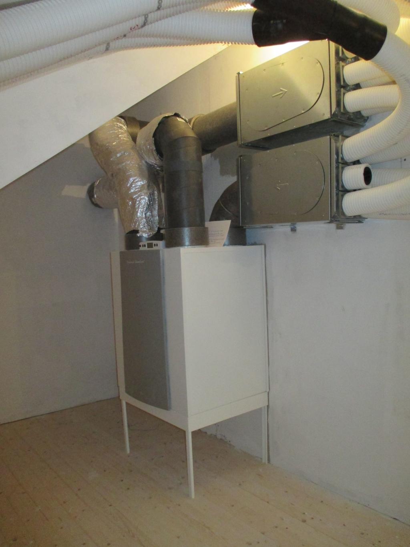 Installation d'une Ventilation Double Flux-Hautes Alpes (05)