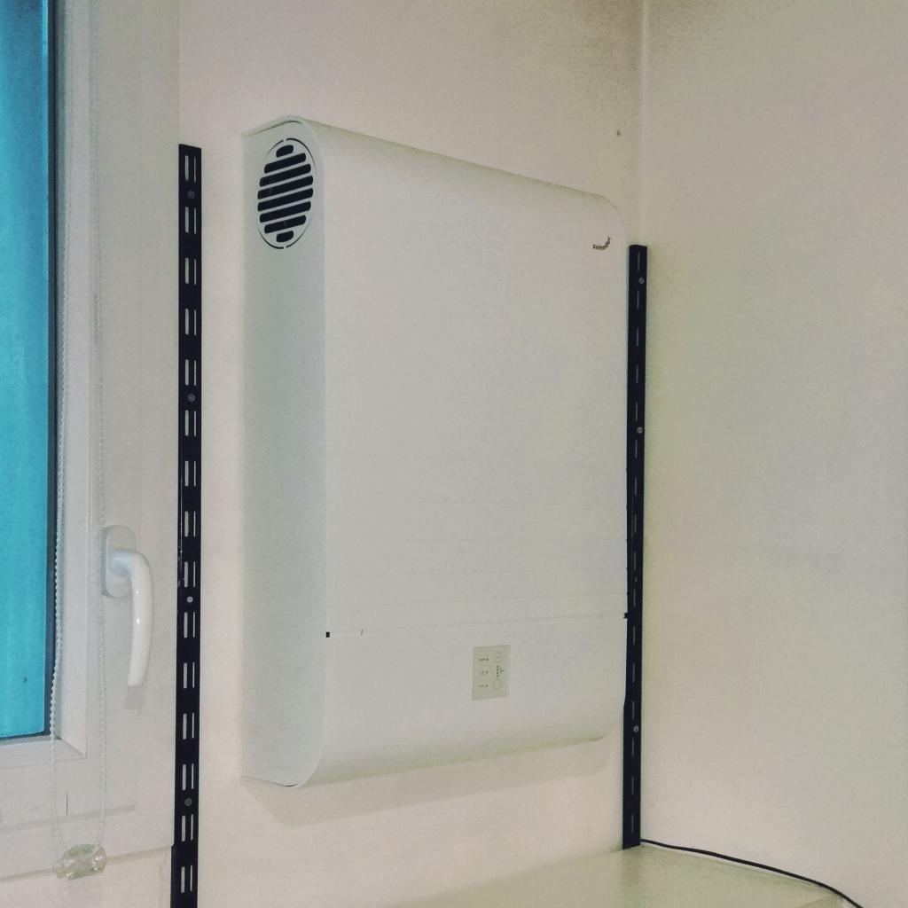 Installation d'une VMC ComfoAir 70 dans un studio-Isère (38)