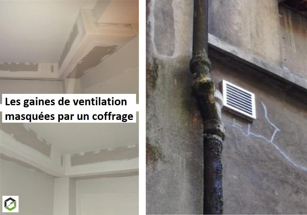 Réparation VMC simple flux en appartement - Grenoble-Isère (38)