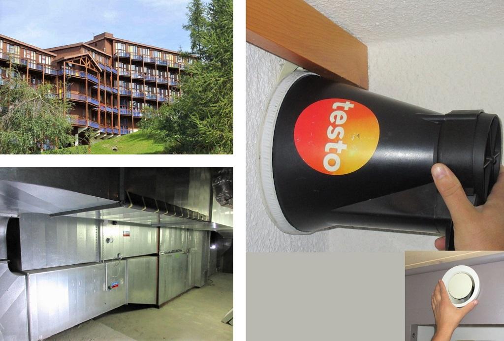 Audit technique d'une installation VMC en copropriété - Bourg-Saint-Maurice-Savoie (73)