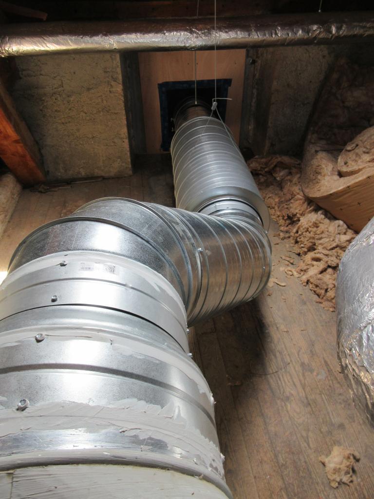 Réparation VMC double flux (Saint Nicolas de Macherin)