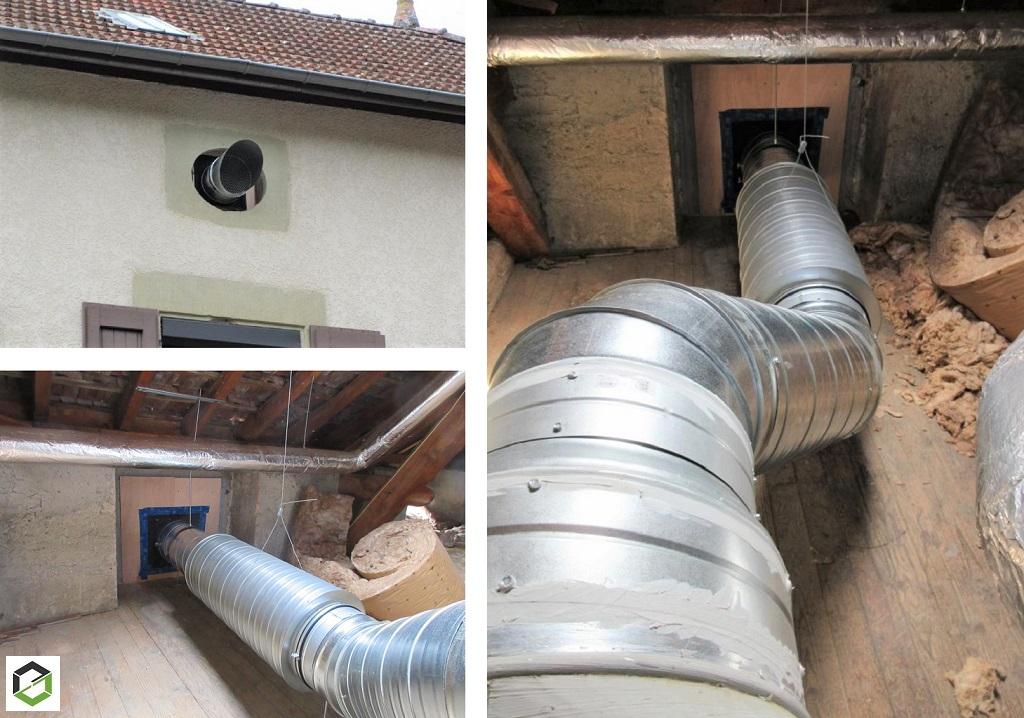 Réparation VMC double flux - Voiron