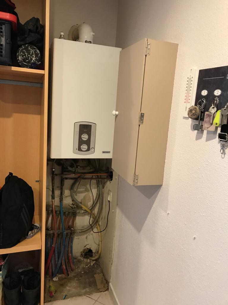 chaudière gaz Viessmann condensation 54 Meurthe Et Moselle