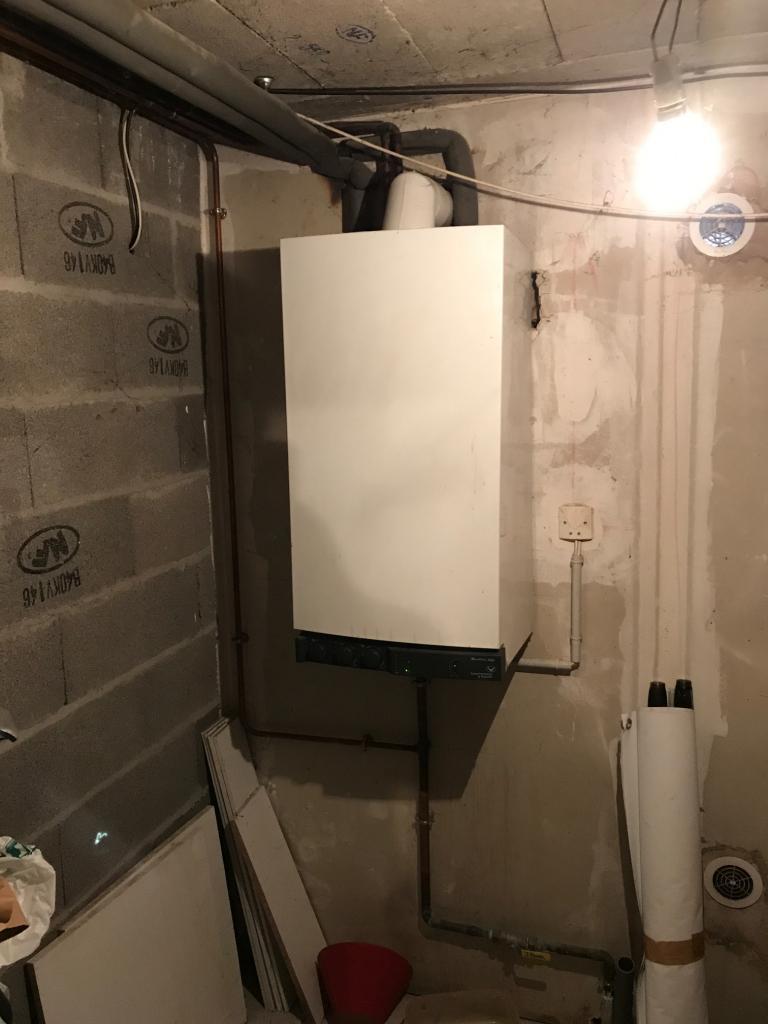 remplacement chaudière Gaz Viessmann avec production d'eau chaude sanitaire 54 Meurthe Et Moselle-Meurthe et Moselle (54)