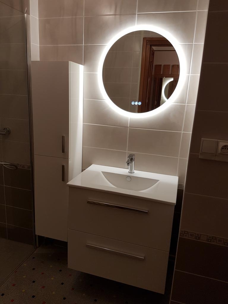 Rénovation d'une salle de bain dans un Appartement
