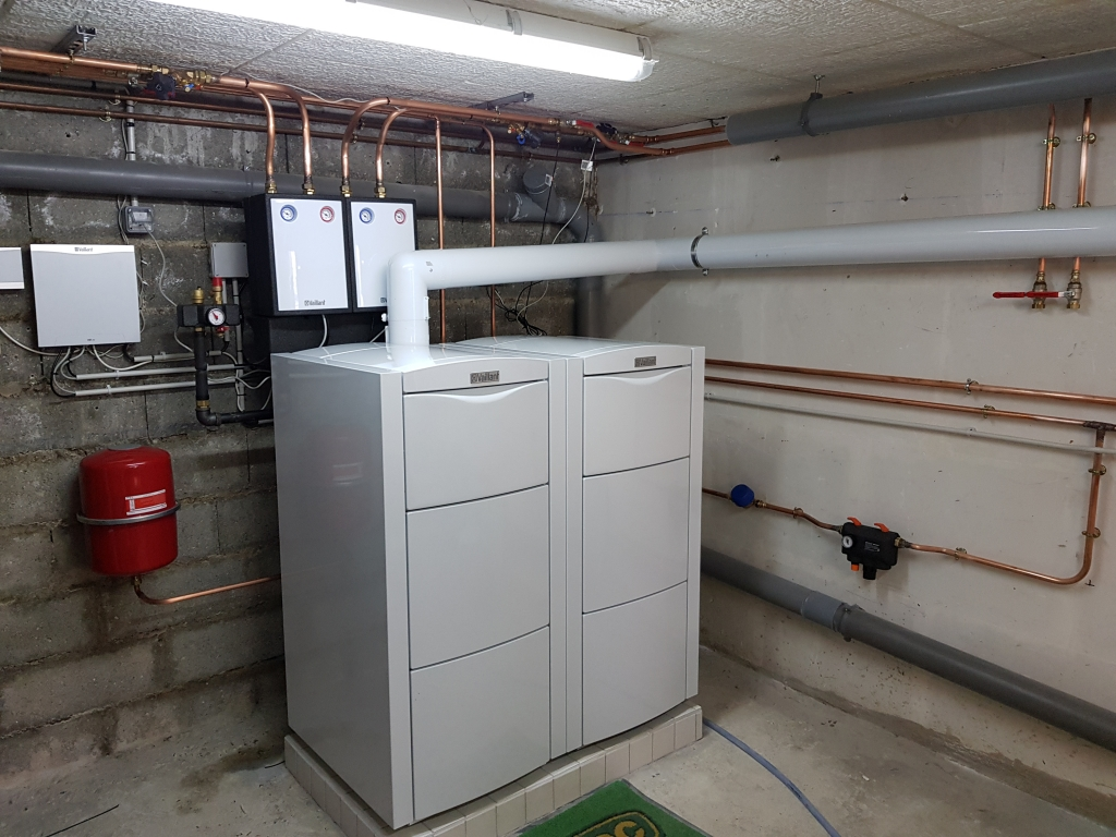 Chaudière gaz condensation VAILLANT