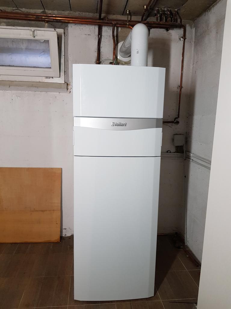 Chaudière gaz condensation VAILLANT à Conflans Saint Honorine Yvelines