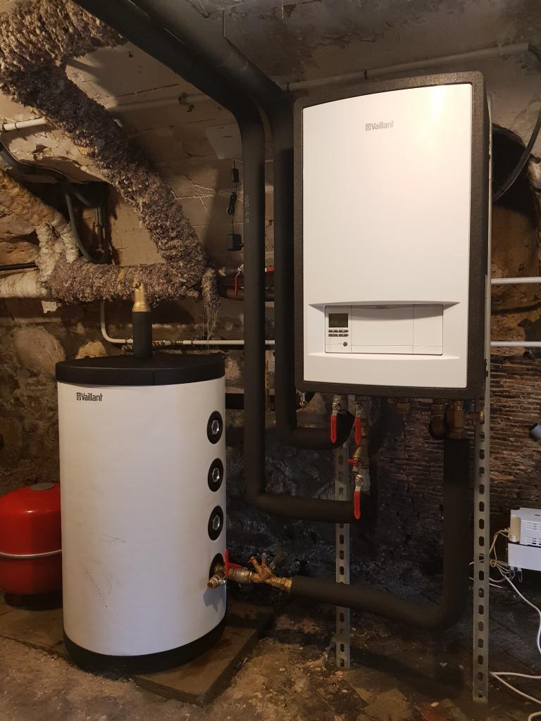 Pompe à chaleur VAILLANT aroTHERM plus à Delincourt, 60 Oise