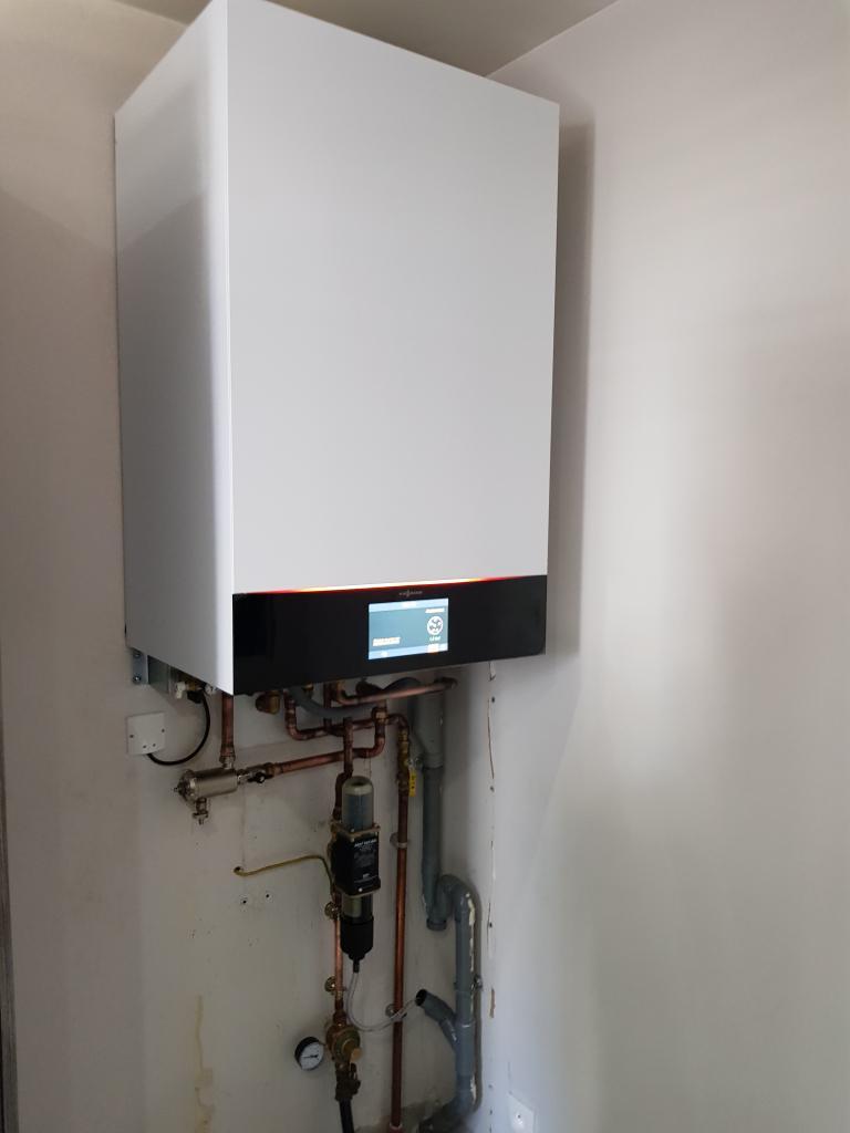Chaudière gaz condensation VIESSMANN à Conflans Saint Honorine Yvelines 78