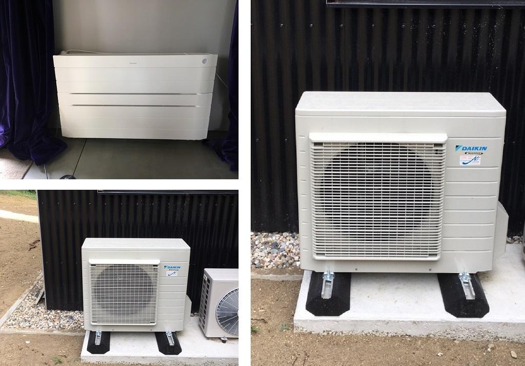 Installation d'une climatisation réversible-Gers (32)