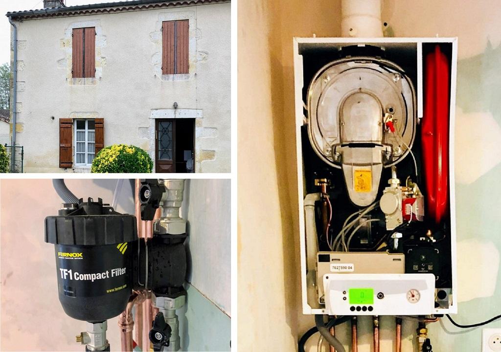 Installation Chaudière condensation Oertli-Gers (32)