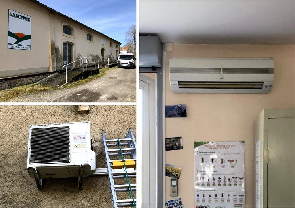 Dépannage climatisation -Gers (32)