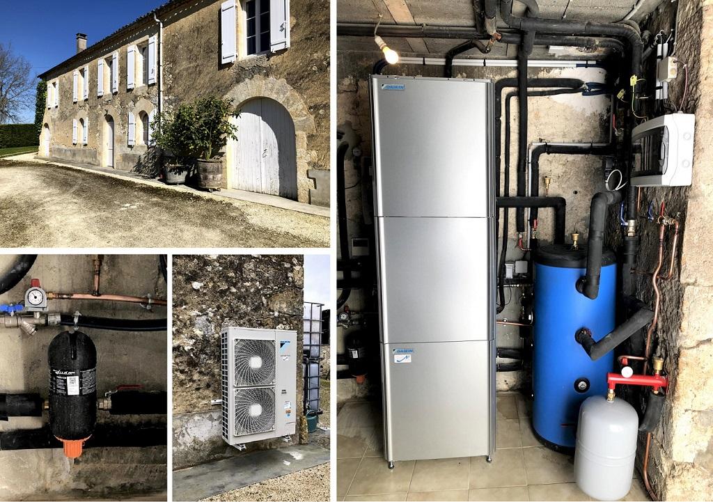 Installation Pompe à chaleur - Installateur RGE Qualipac-Gers (32)