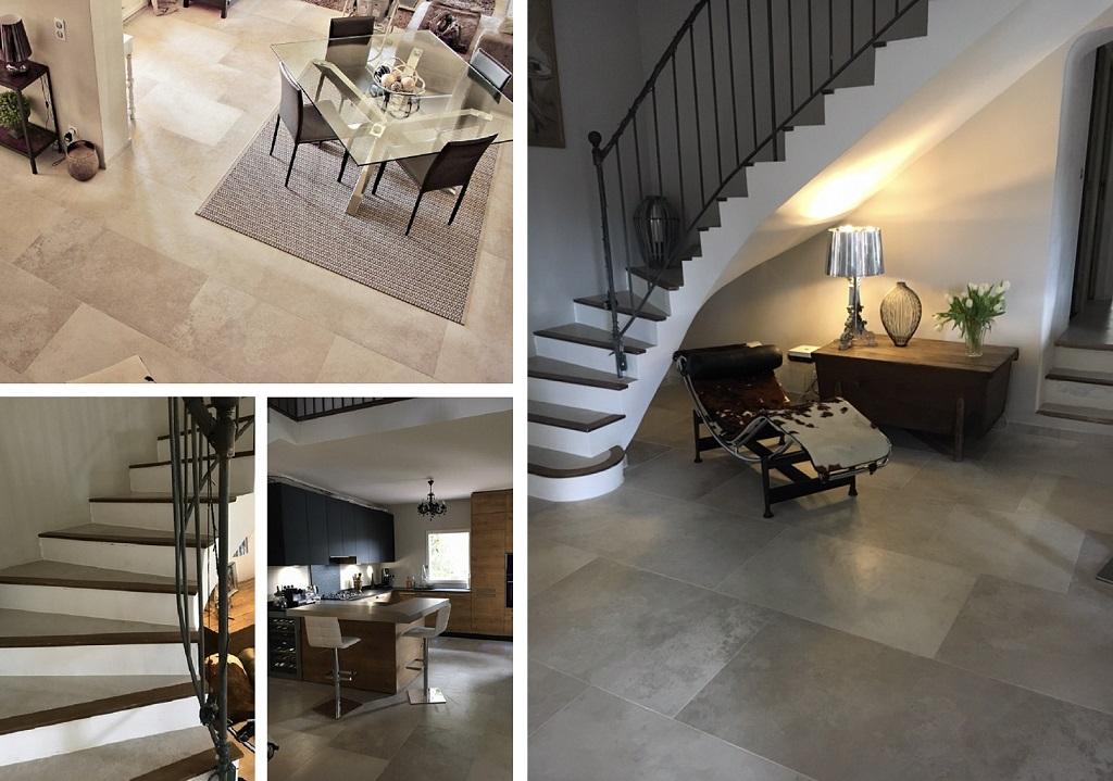Rénovation d'une maison au charme provencale