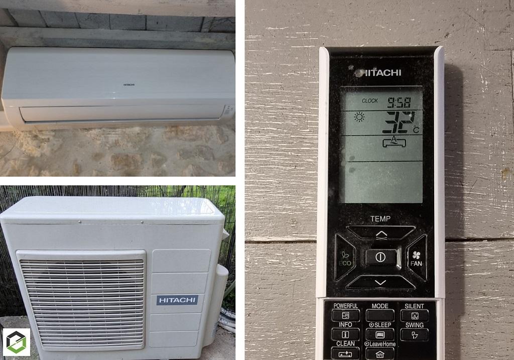 entretien-et-nettoyage-d-une-climatisation-quadri-split-murale-hitachi-gard-30