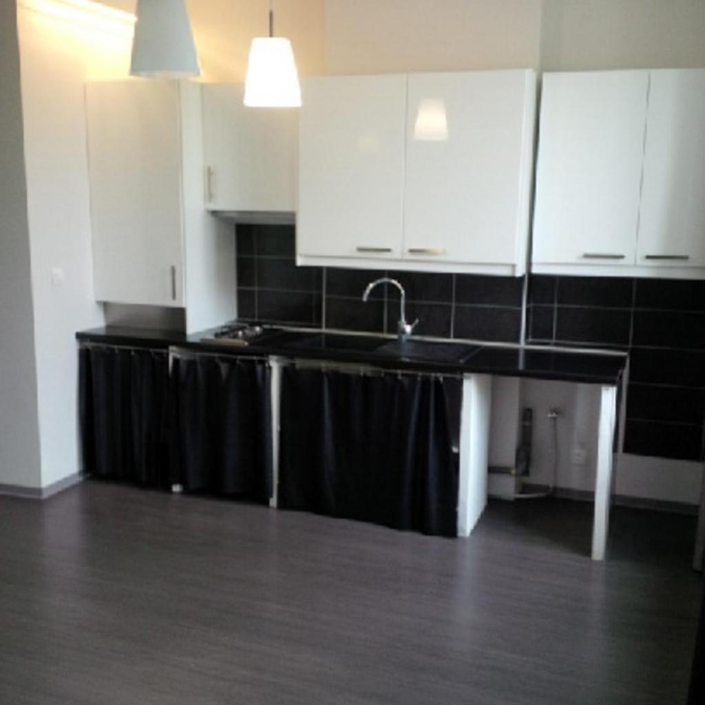 Restructuration complète d'un appartement de type 2