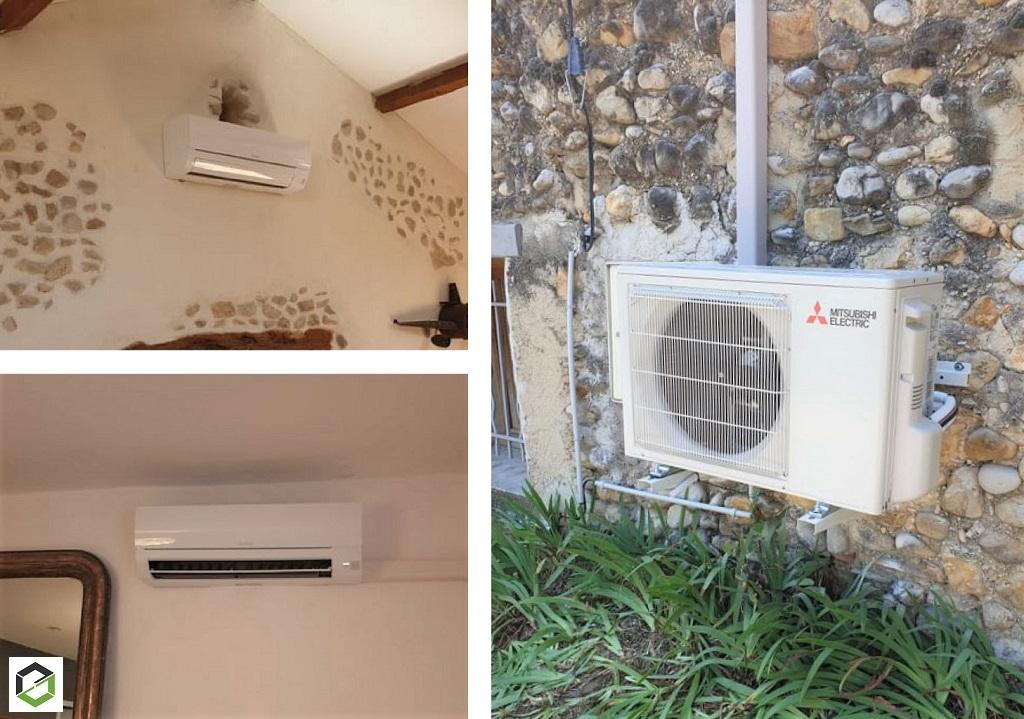 Spécialiste en climatisation réversible - Entreprise RGE QUALIPAC