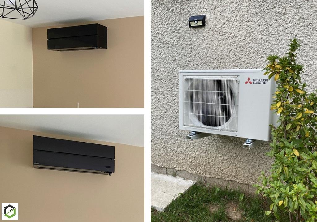 Installateur spécialisé en climatisation réversible - Entreprise RGE QUALIPAC