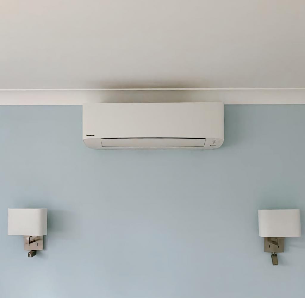 Remplacement d'une ancienne climatisation