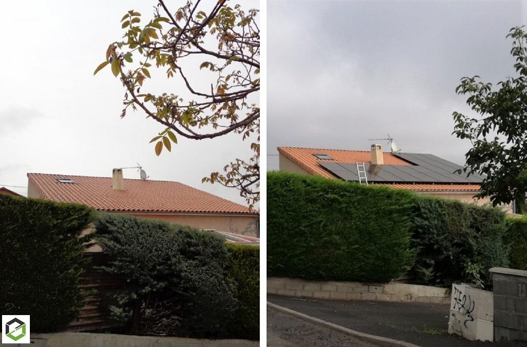 RGE QualiPV - Solaire Photovoltaïque en autoconsommation 8kW Systovi + 24 micro-onduleur IQ7 Enphase