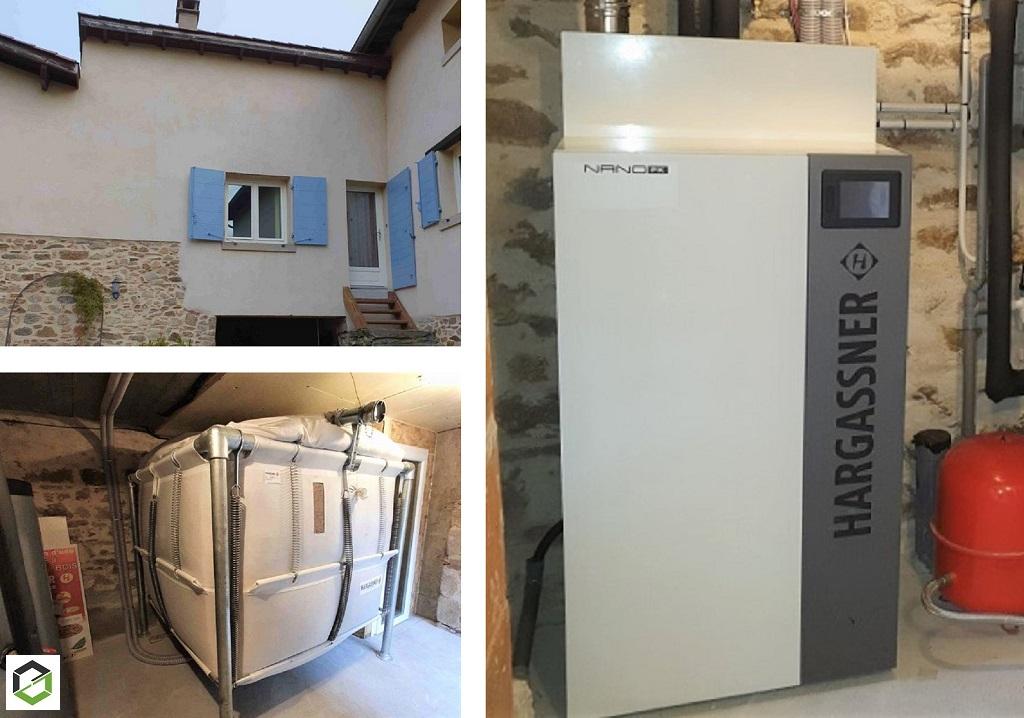 installation-d-une-chaudiere-granules-hargassner-nanopk12-installateur-rge-qualibois-rhone-69