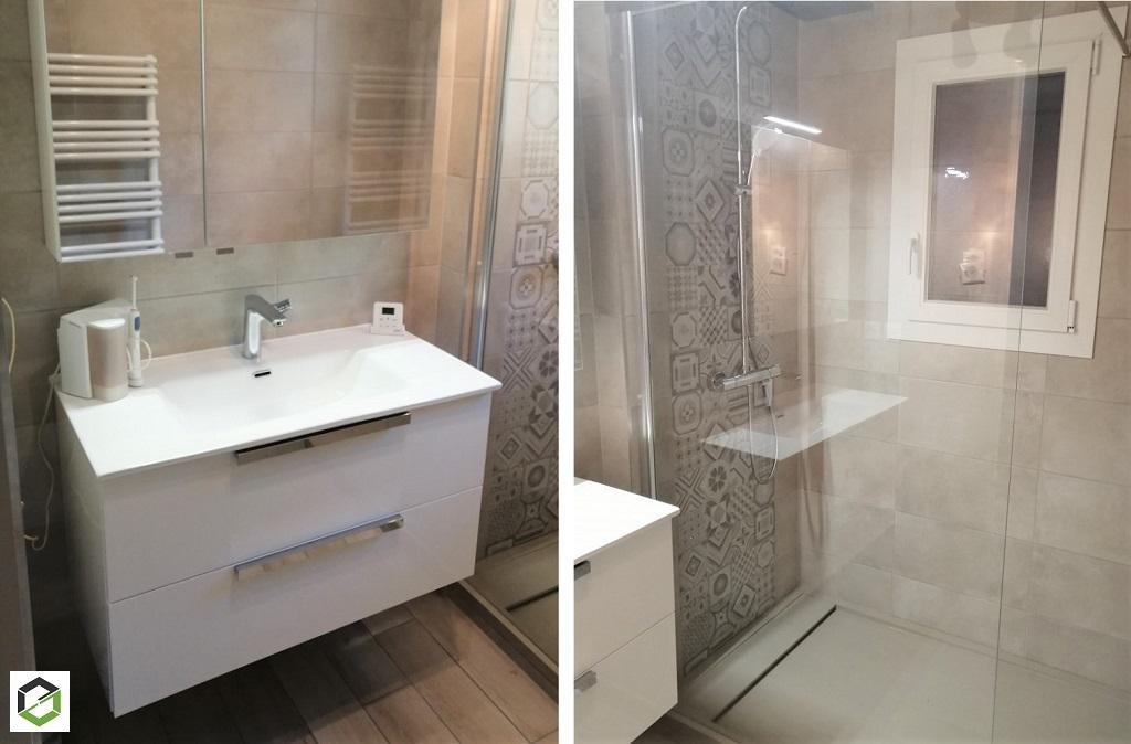 Artisan spécialisé dans la rénovation de salle de bain