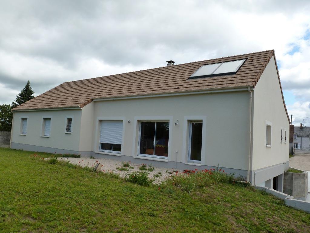 Eau chaude solaire Rotex à Ingré - 45 Loiret-Loiret (45)