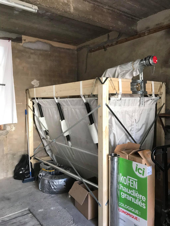 Installateur qualifié RGE QUALIBOIS en chaudière à granulés dans le 45 Loiret et 77 Seine et Marne