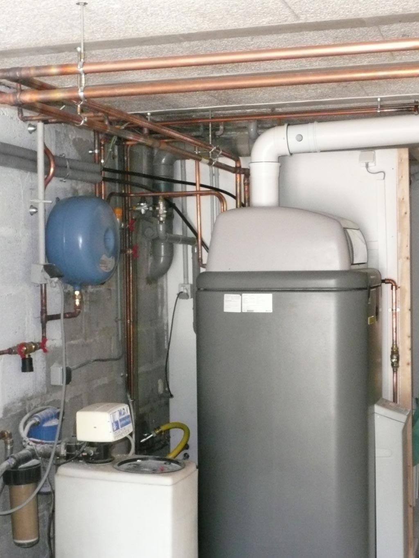 Condensation Gaz Rotex à Corquilleroy - 45 Loiret-Loiret (45)