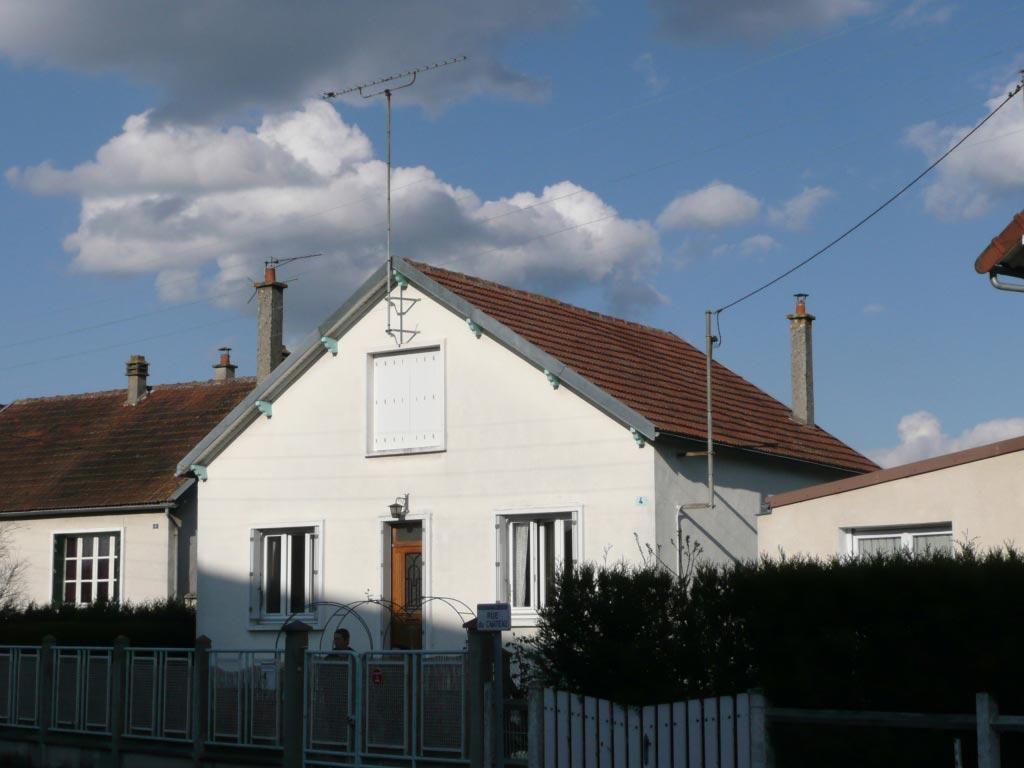 Condensation Gaz Rotex à Chalette sur Loing - 45 Loiret-Loiret (45)