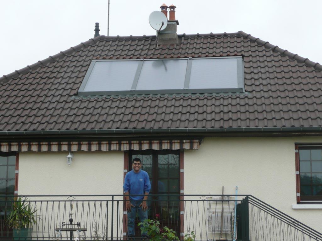 Condensation Gaz Rotex à Villemandeur - 45 Loiret