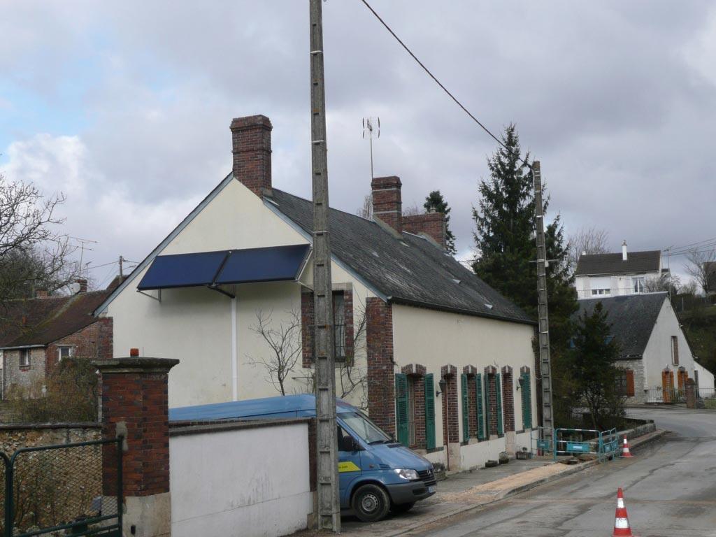 Pack solaire H2 WASOL 310 à La Selle-en-Hermois - 45 Loiret-Loiret (45)