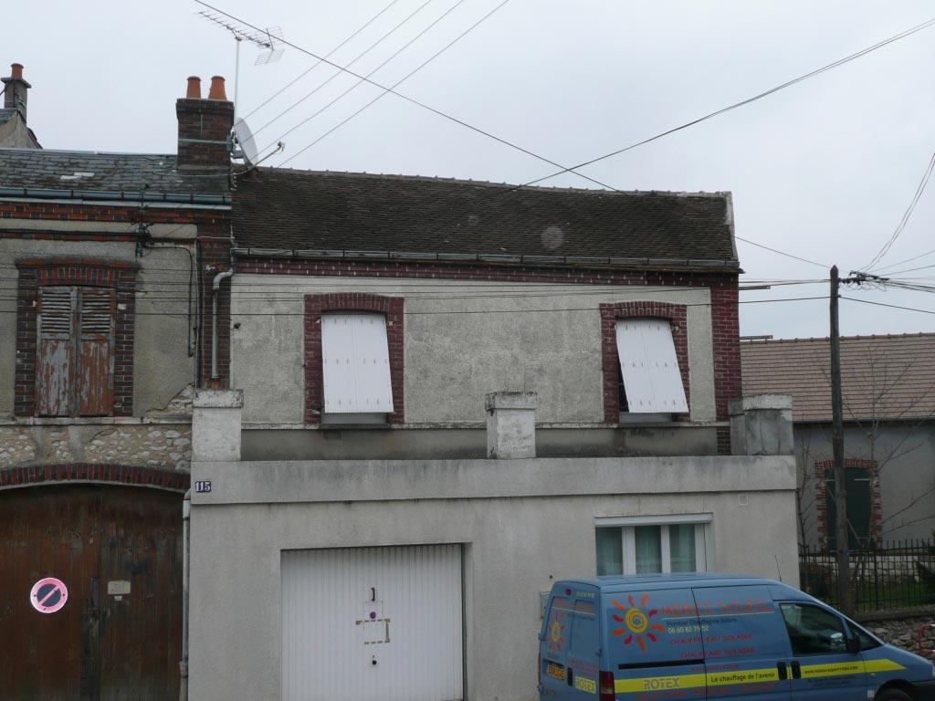 Condensation Gaz Rotex à Chalette sur Loing 45-Loiret (45)