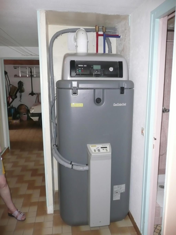 Système solaire Rotex à Chelles - 77 Seine et Marne-Seine et Marne (77)