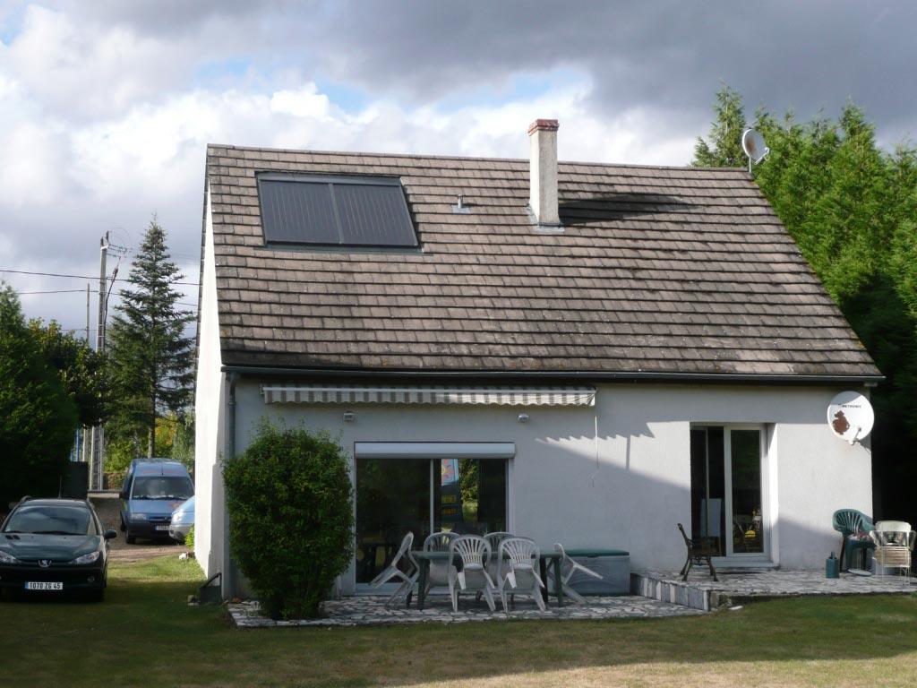 Système solaire à Amilly - 45 Loiret