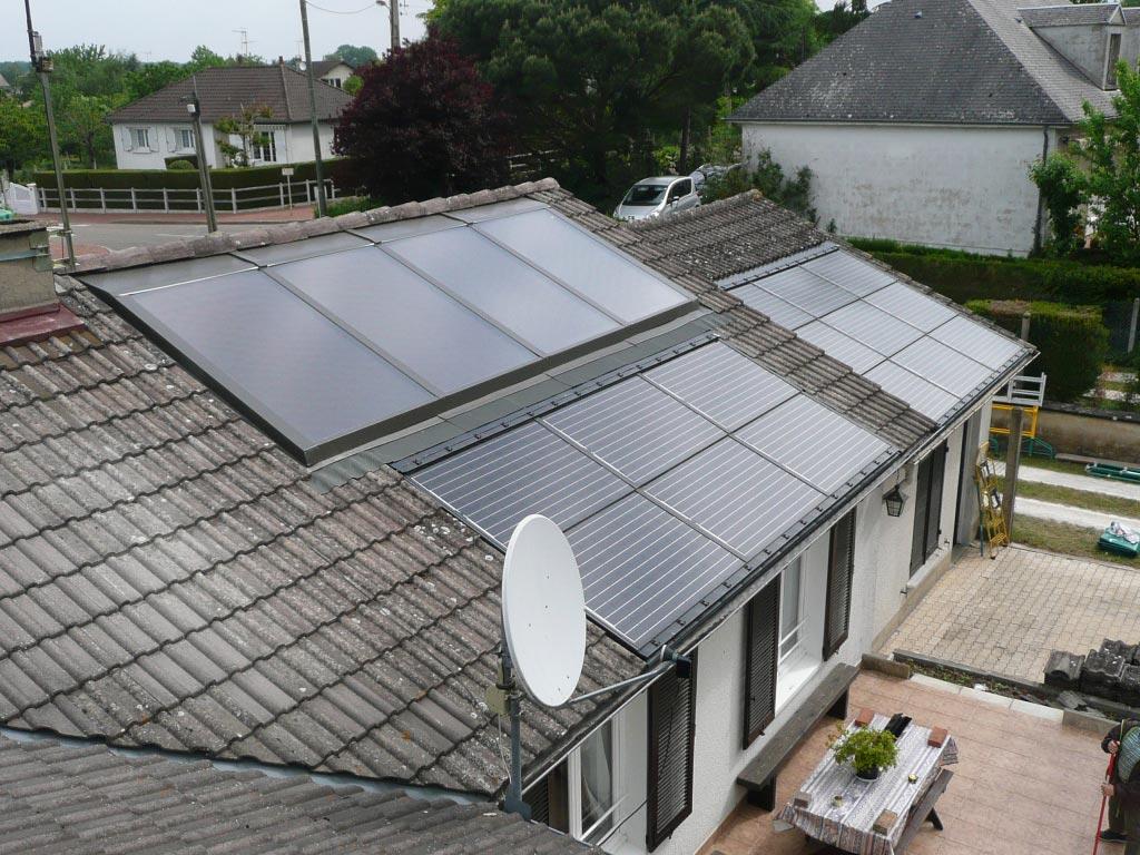 Solaire à AMILLY - 45 Loiret-Loiret (45)