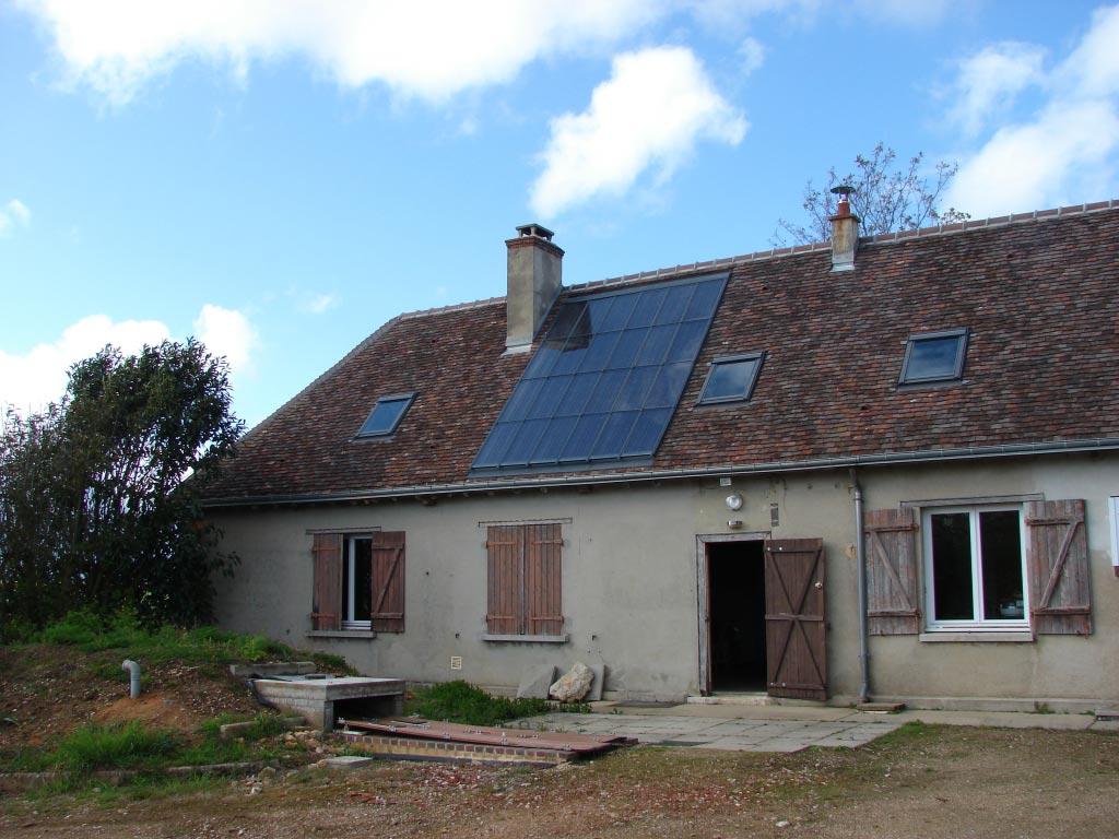 Installation Photovoltaïque Collectifs BBC à Tours - 37 Indre et Loire-Indre et Loire (37)