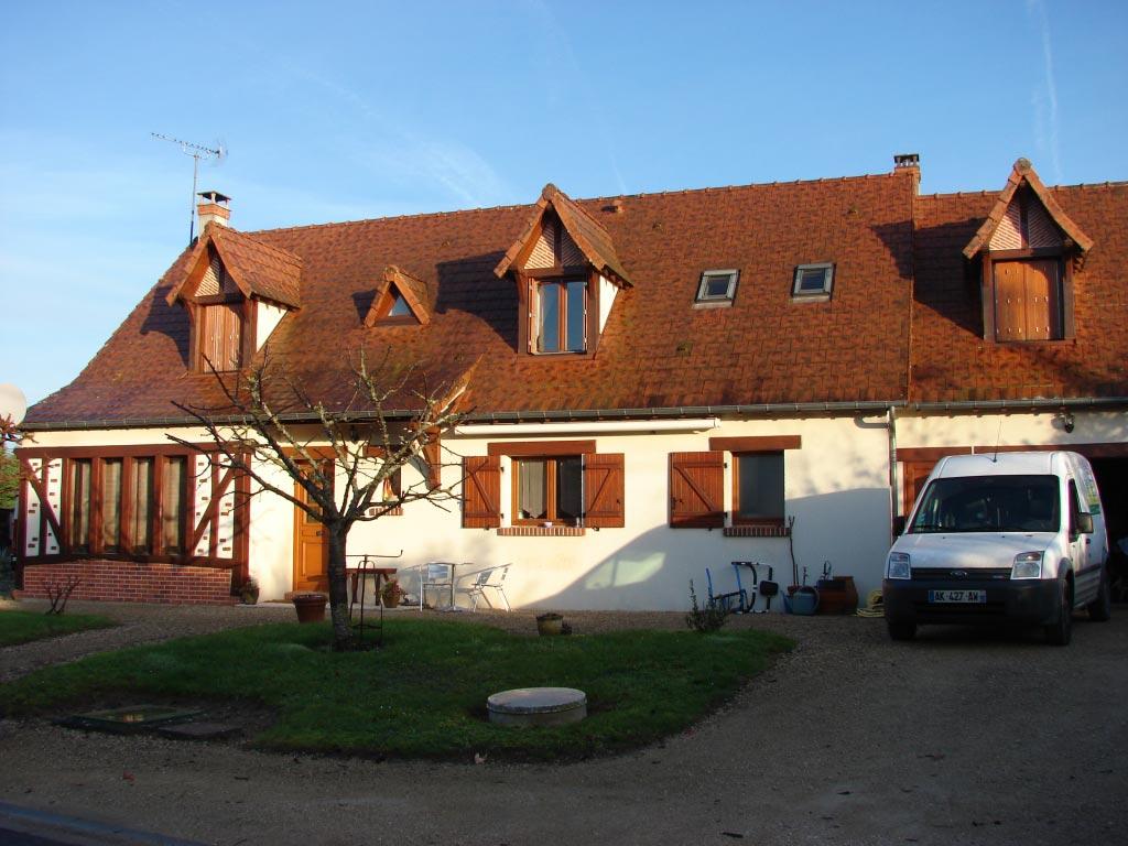 Poêle à granulés de bois Calimax à Chaumont sur Loire - 41 Loir et Cher