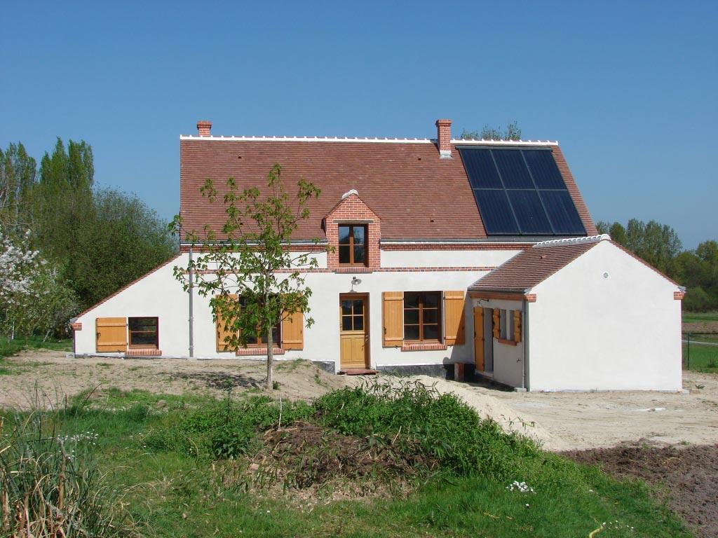 Chauffage solaire GASOKOL et poêle à granulés CALIMAX à Romorantin-Lantenay,  Loir et Cher (41)-Loir et Cher (41)