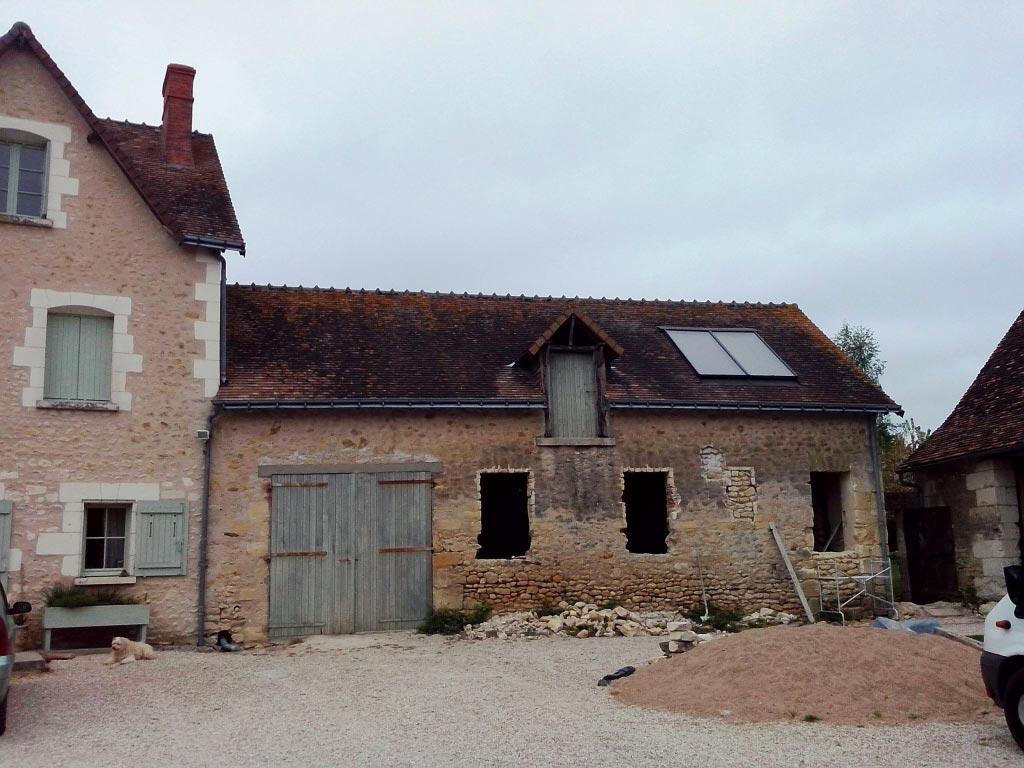 Chauffe eau solaire GASOKOL à Sennevière, 37 (Indre et Loire)