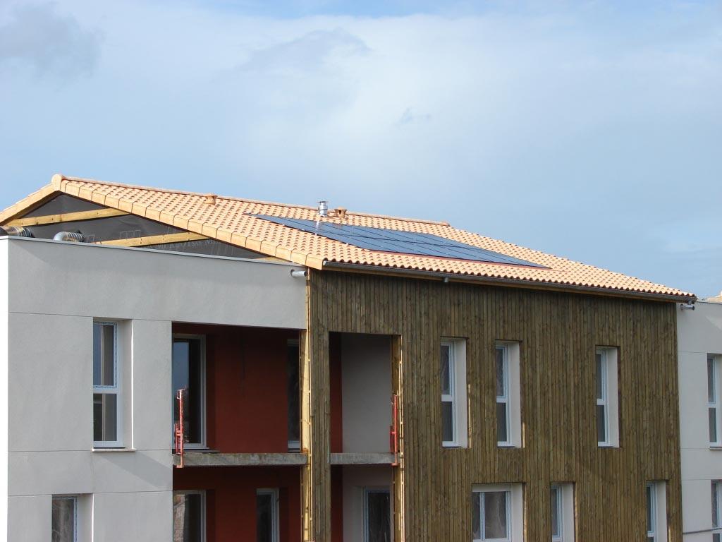 Photovoltaïque à Vouneuil S/s Biard 86