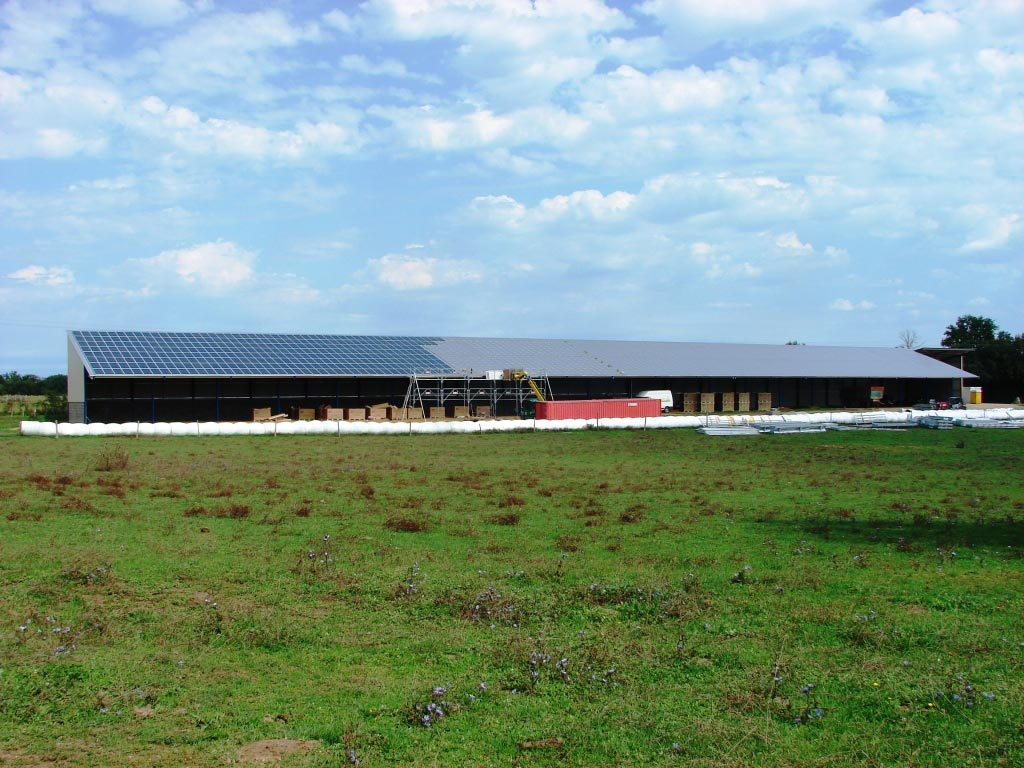 Solaire Photovoltaïque à Pranzac - 16 Charente-Charente (16)