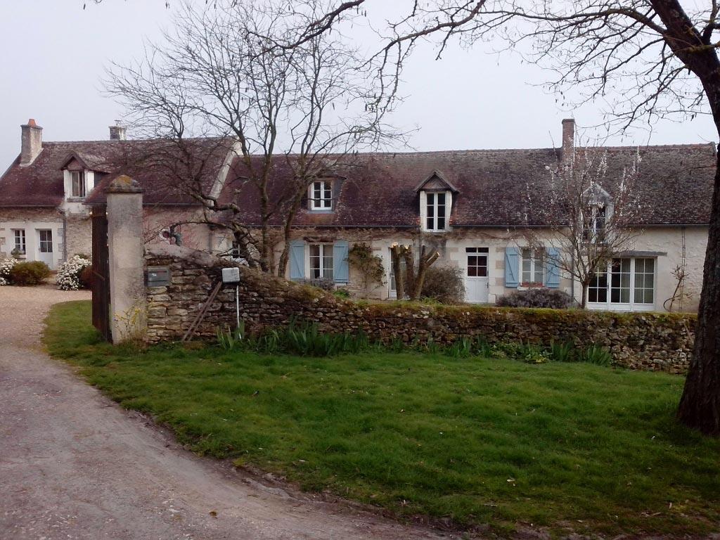 Chauffage solaire au Petit Pressigny, 37 Indre et Loire