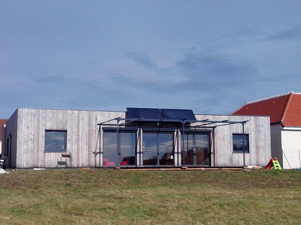 Chauffe-eau solaire GASOKOL à Chouzy sur Cisse, 41 Loir et Cher