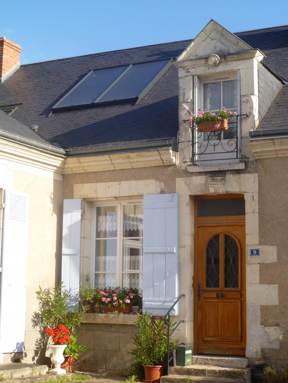 Chauffe-eau solaire GASOKOL à Monteaux, 41 Loir et Cher