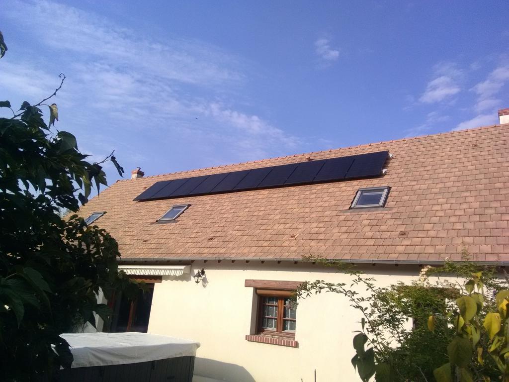 ETS HELIOSOLIS - Solaire Photovoltaïque en autoconsommation -Loir et Cher (41)
